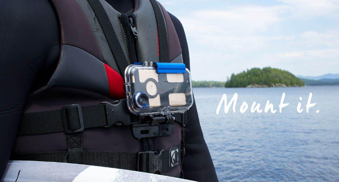 ProShot Waterproof iPhone Case 7 no script