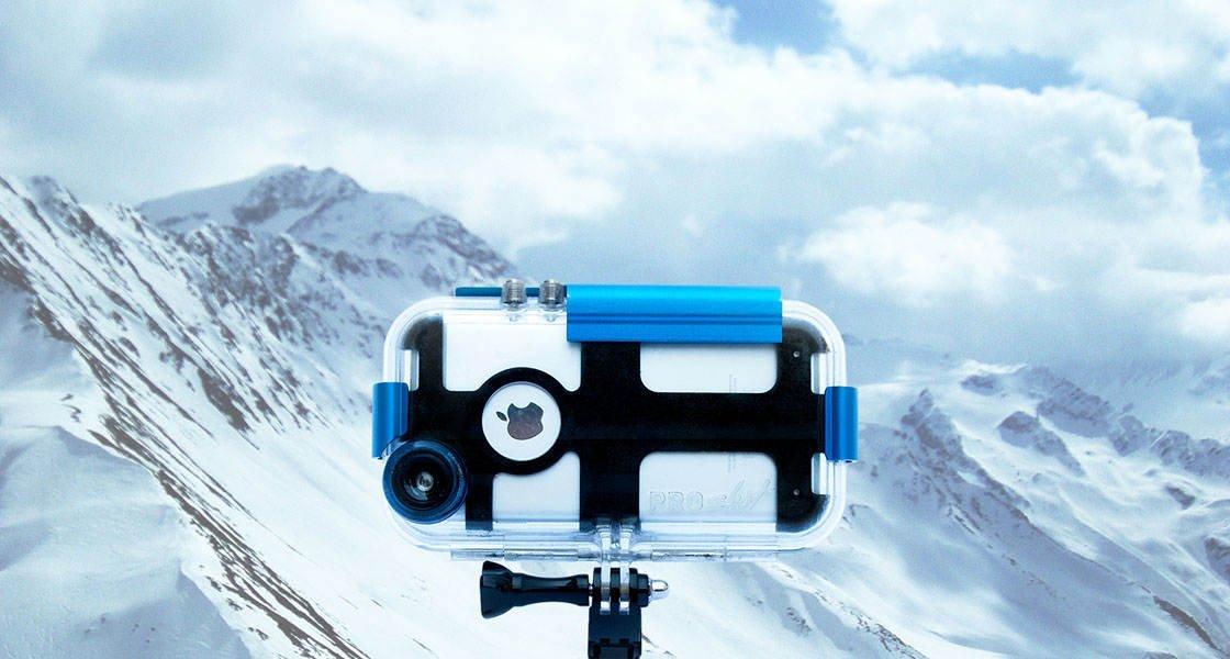 ProShot Waterproof iPhone Case 9 no script