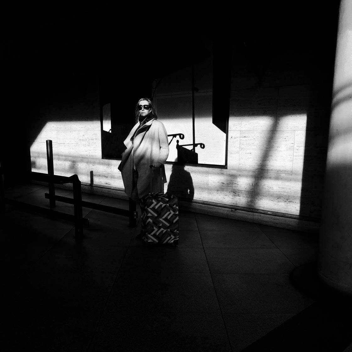 Harsh Light iPhone Street Photos 38
