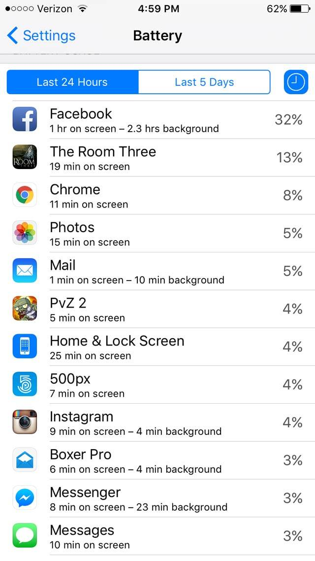 Maximize iPhone Battery Life 1 no script