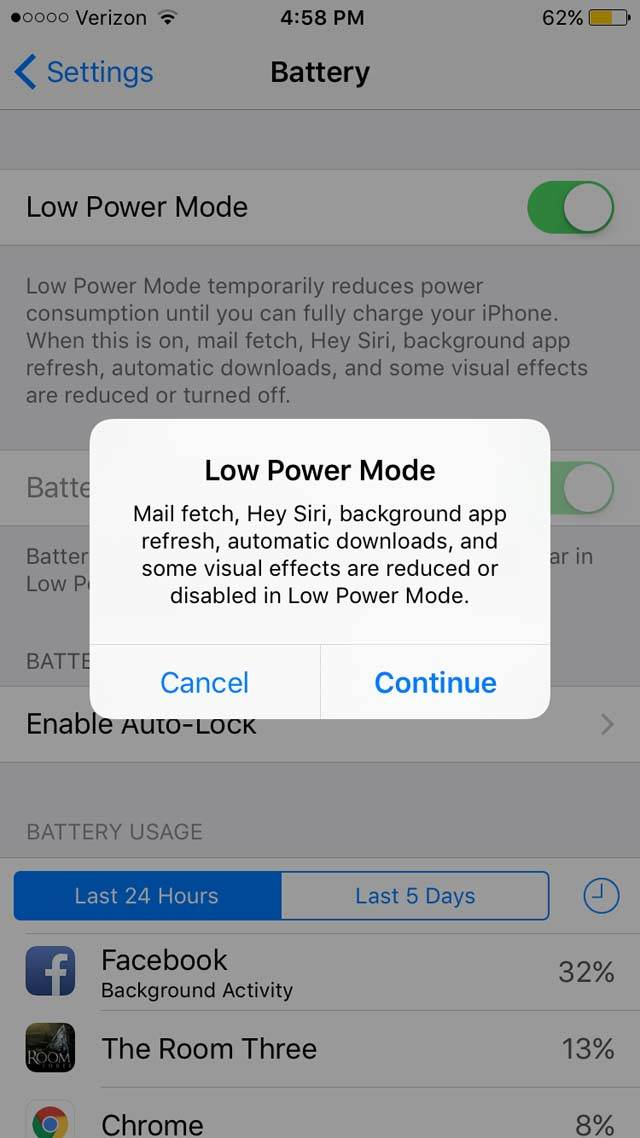 Maximize iPhone Battery Life 2 no script