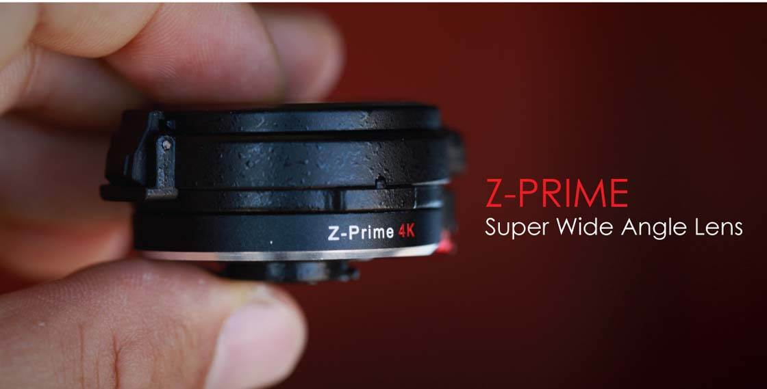 Ztylus Z-Prime iPhone Lens 12 no script