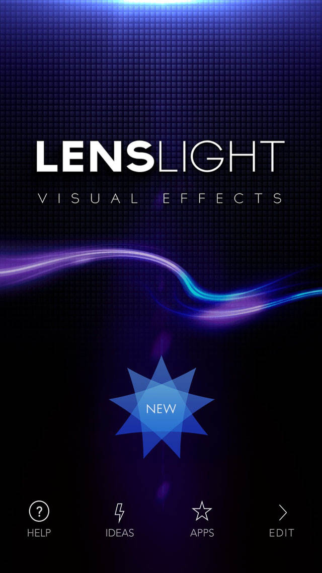 Lenslight iPhone Photo App 18 no script