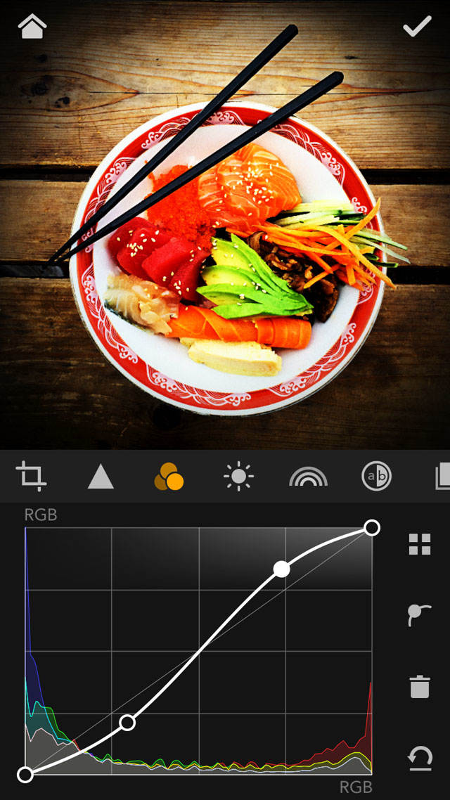 MaxCurve iPhone Photo App 3 no script