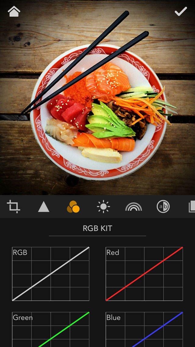 MaxCurve iPhone Photo App 5 no script