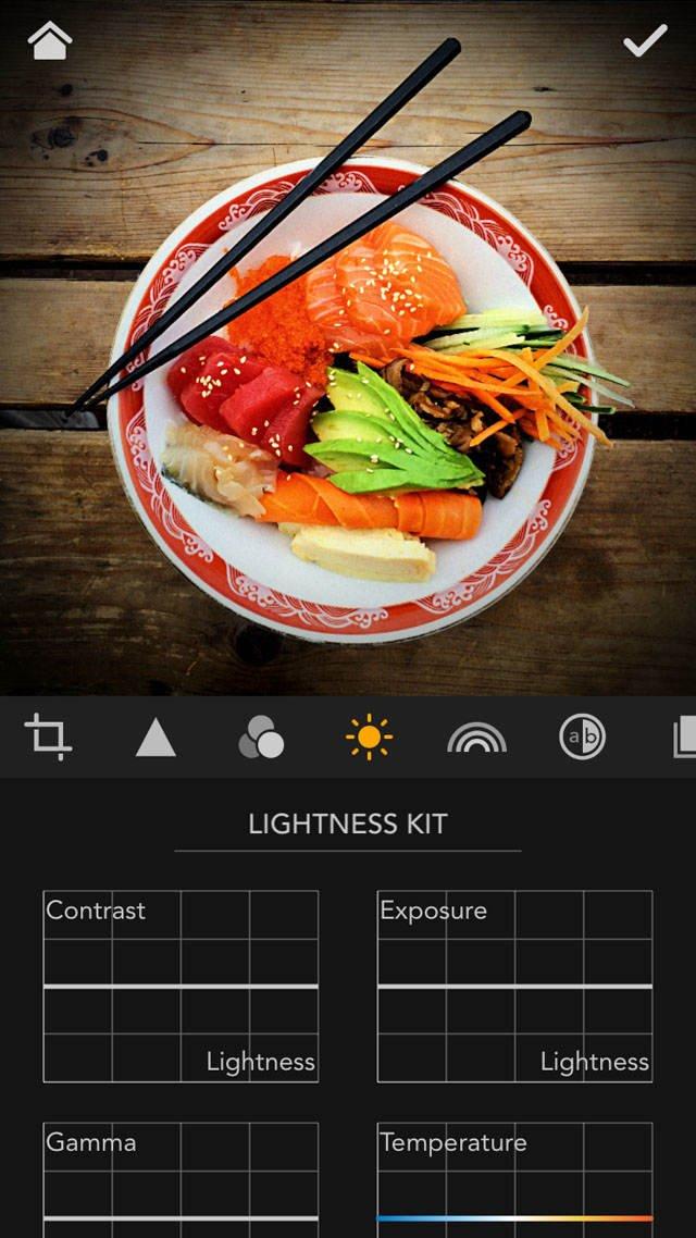 MaxCurve iPhone Photo App 6 no script