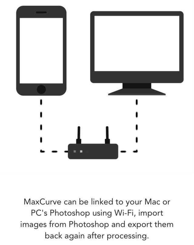 MaxCurve iPhone Photo App 17 no script