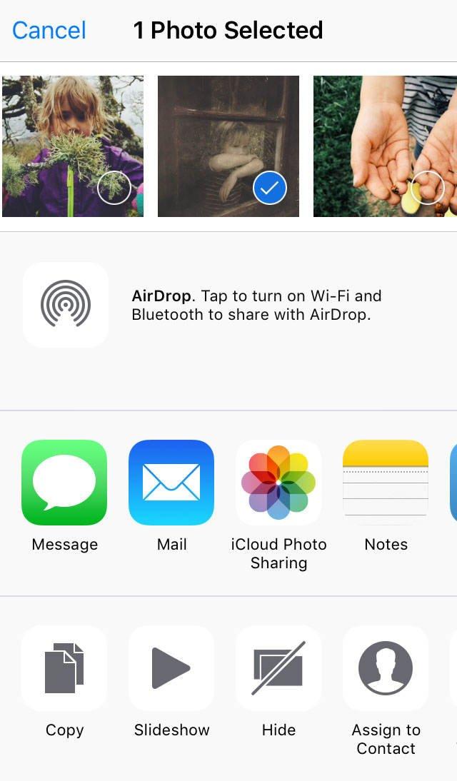 iPhone Photo Backup 11 no script