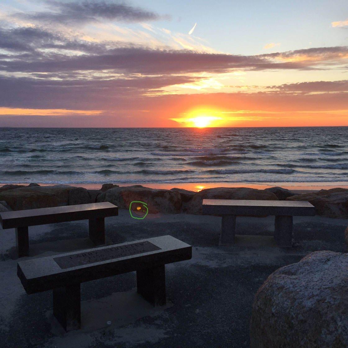 iPhone Sunset Photos15 no script