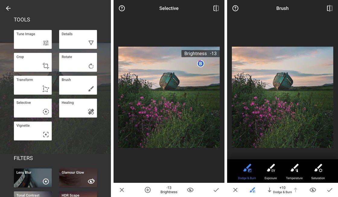 Instagram iPhone Photo Editing 2 no script