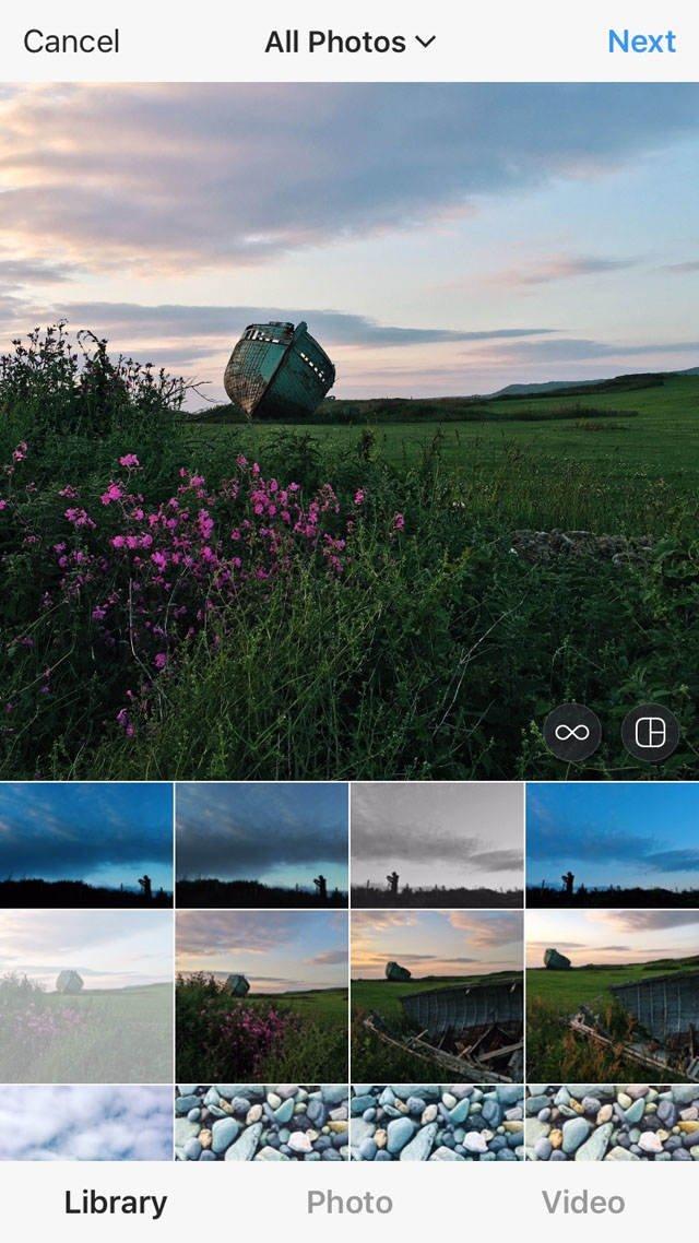Instagram iPhone Photo Editing 21 no script