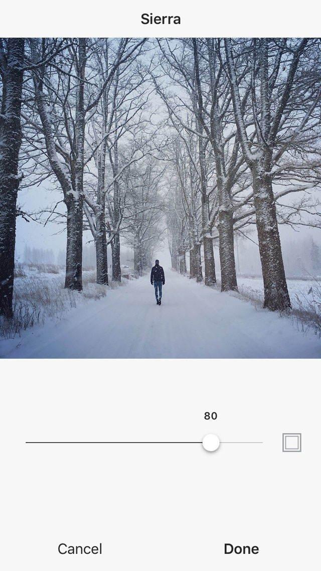 Instagram iPhone Photo Editing 23 no script