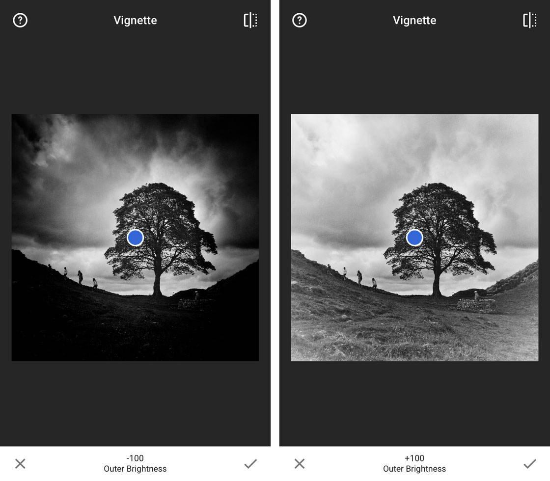iPhone Photo Vignette 74 no script