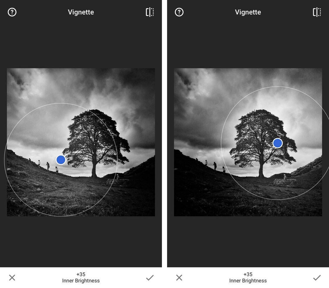 iPhone Photo Vignette 76 no script