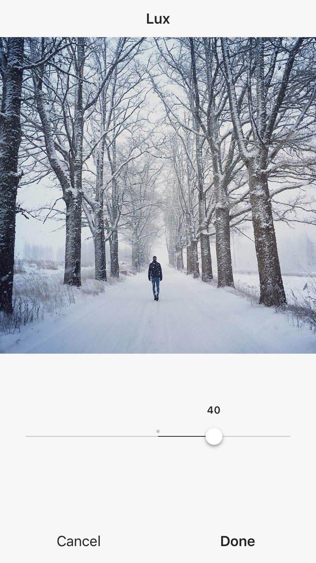 Instagram iPhone Photo Editing 26 no script