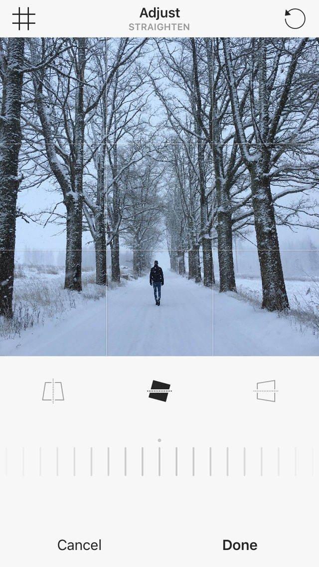 Instagram iPhone Photo Editing 30 no script