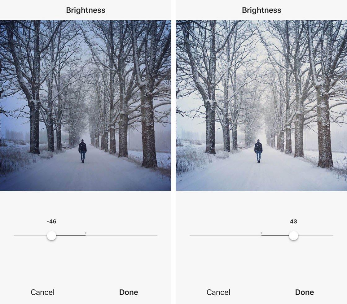Instagram iPhone Photo Editing 36 no script