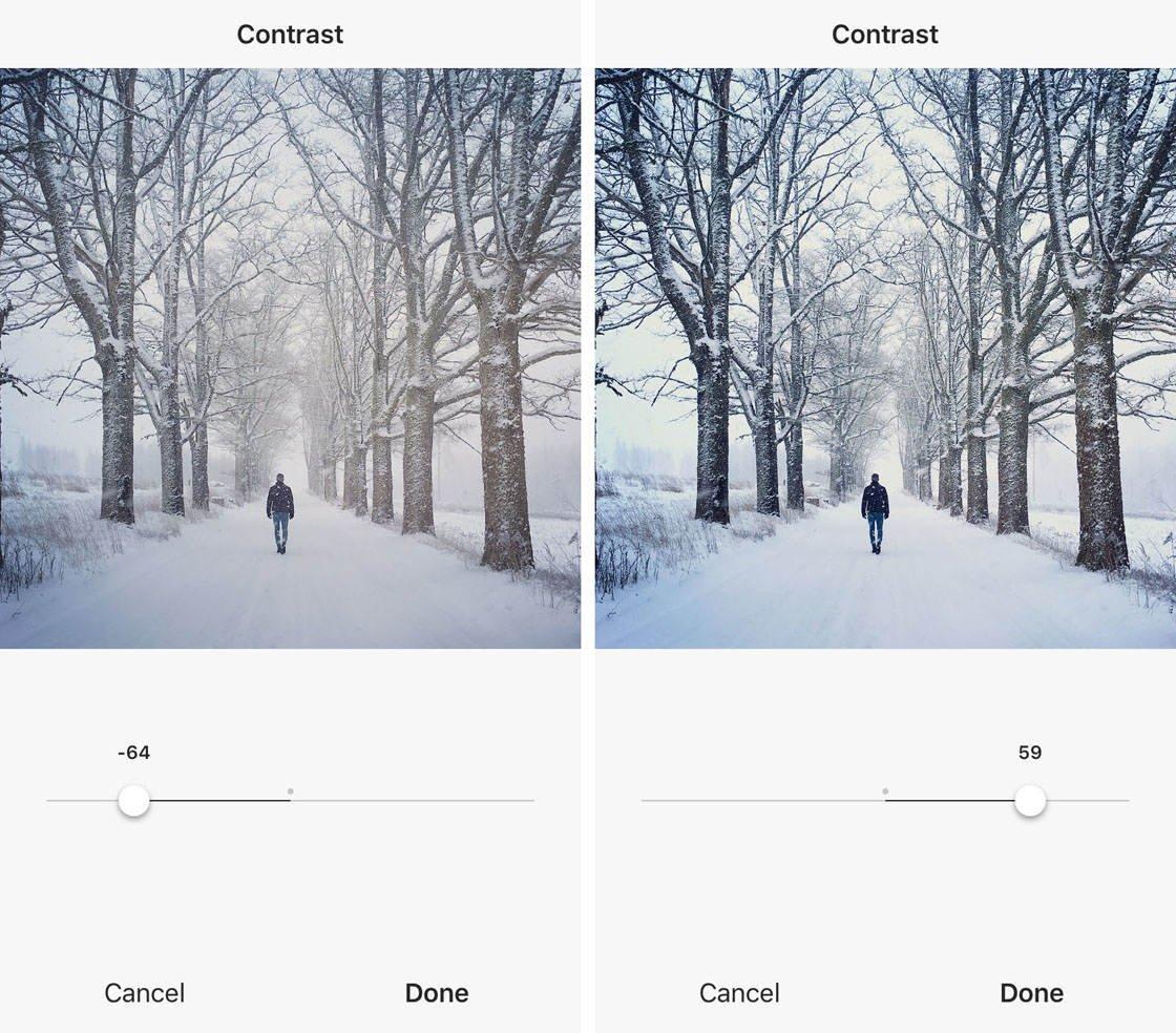 Instagram iPhone Photo Editing 39 no script
