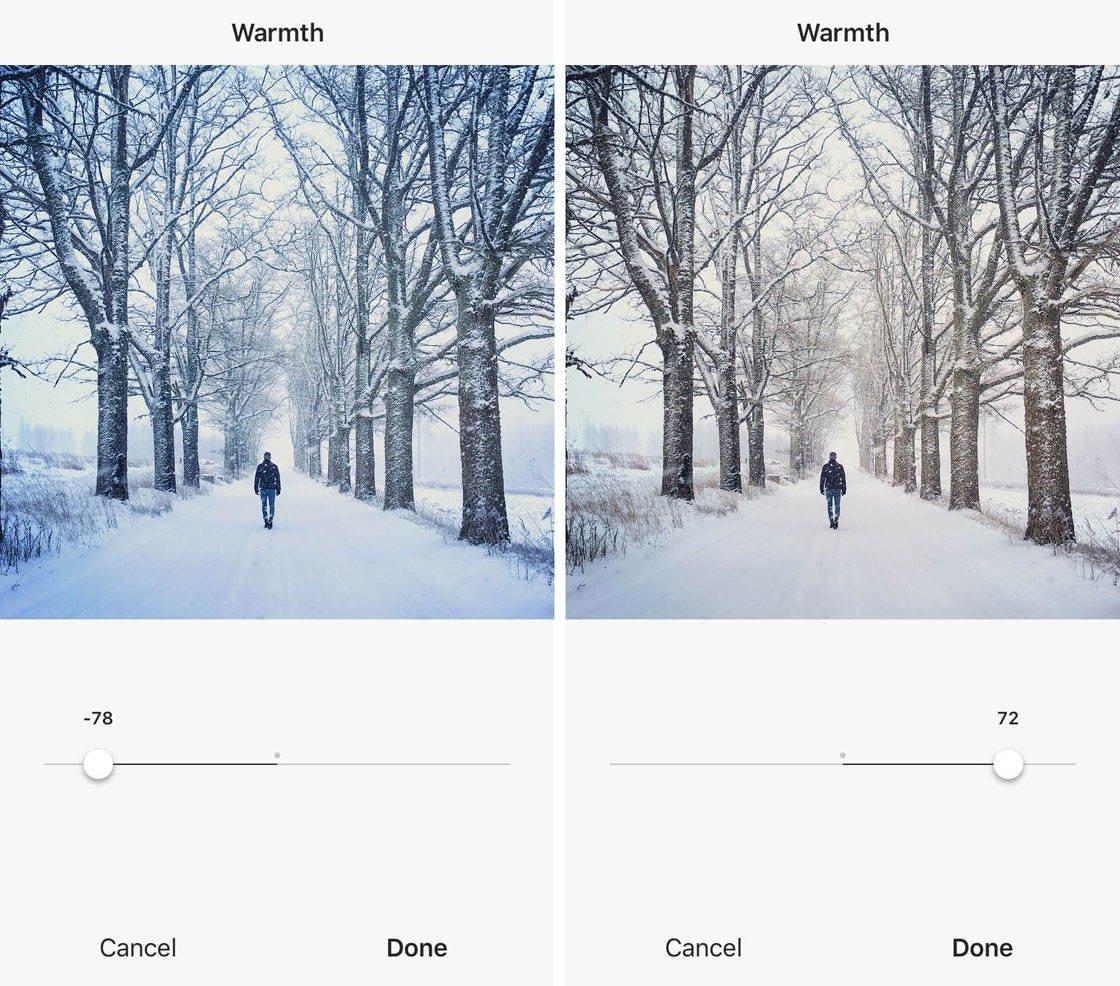Instagram iPhone Photo Editing 50 no script
