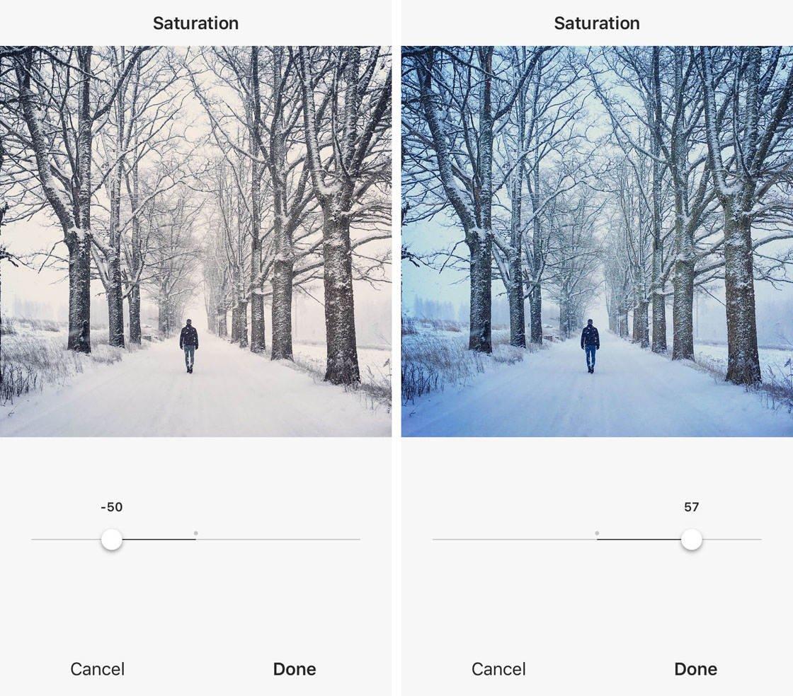 Instagram iPhone Photo Editing 44 no script