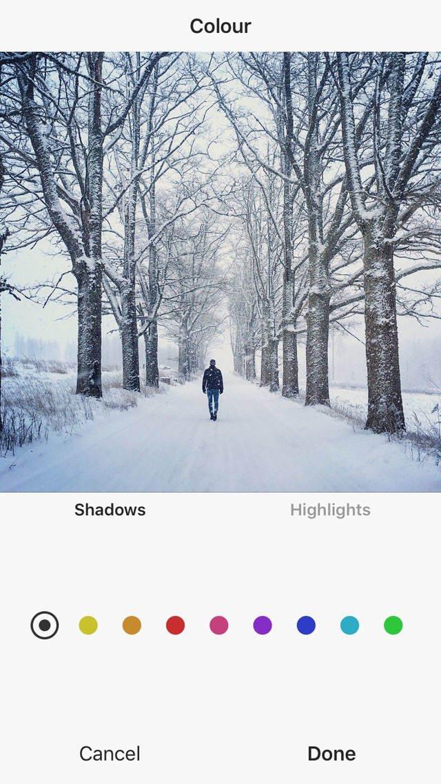 Instagram iPhone Photo Editing 32 no script