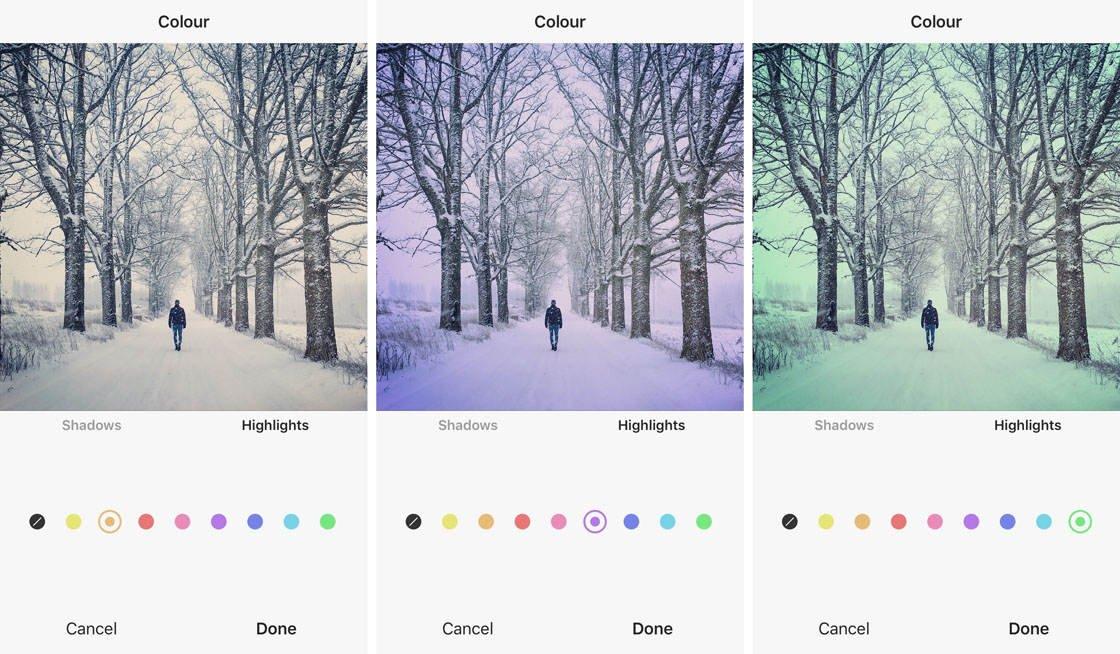 Instagram iPhone Photo Editing 38 no script
