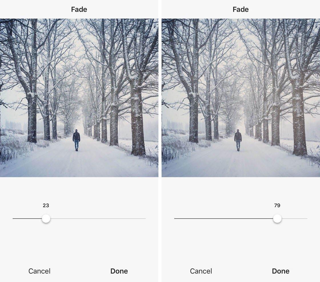 Instagram iPhone Photo Editing 40 no script