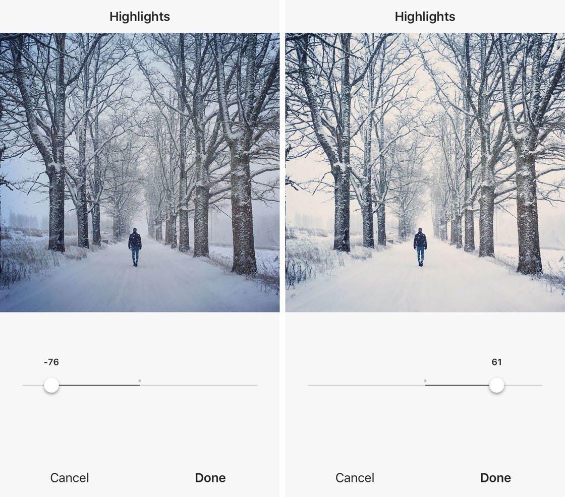 Instagram iPhone Photo Editing 41 no script