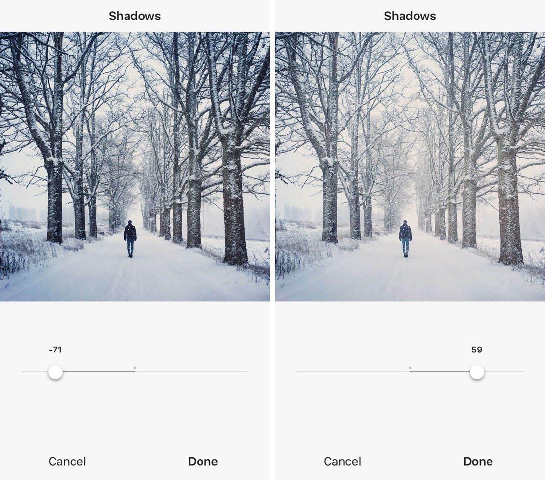 Instagram iPhone Photo Editing 45 no script