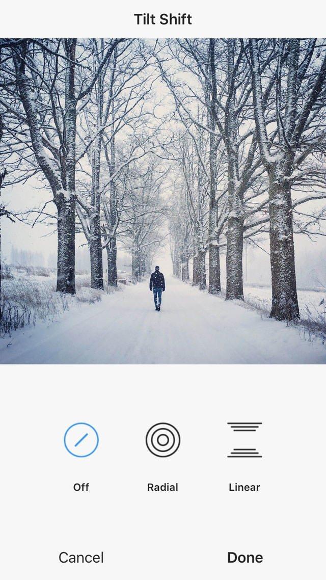 Instagram iPhone Photo Editing 33 no script