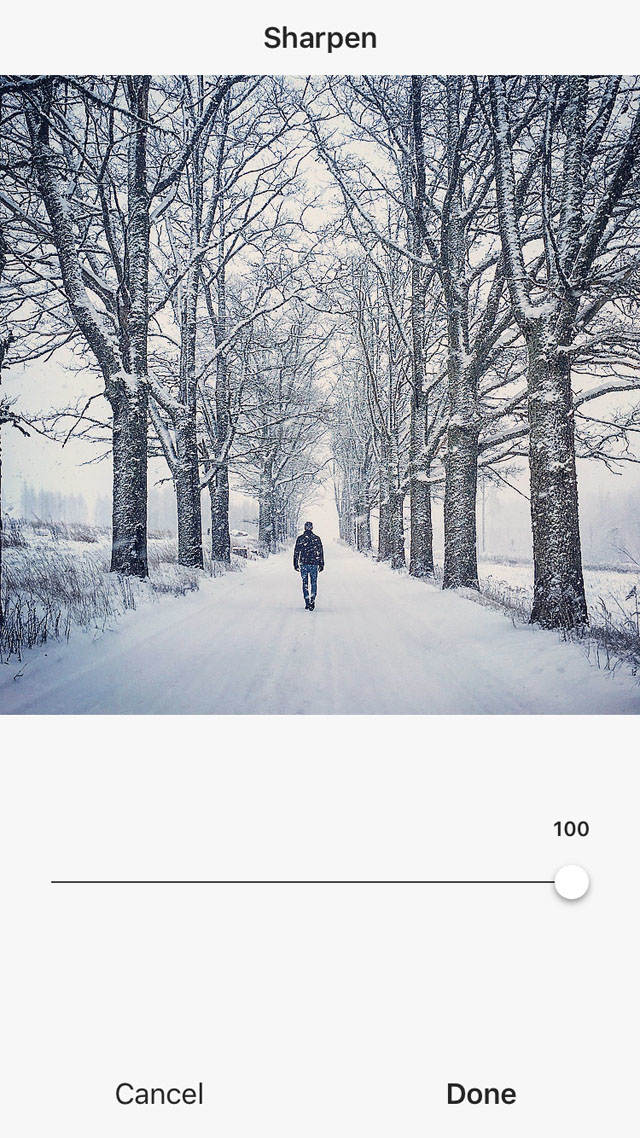 Instagram iPhone Photo Editing 52 no script