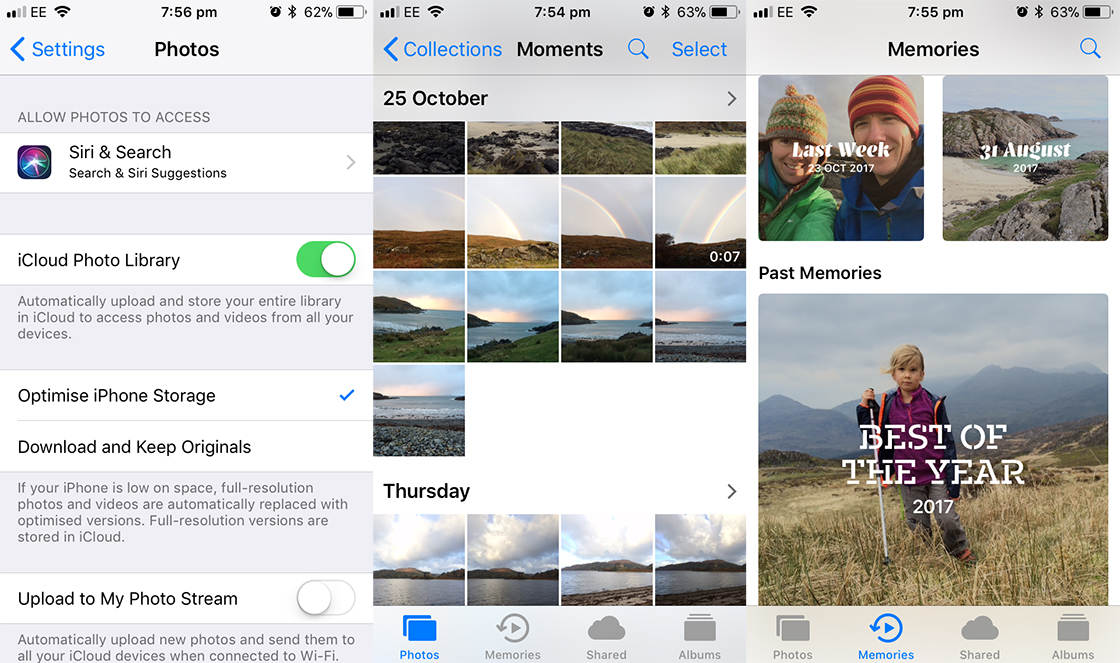 Photo storage app icloud 1 no script