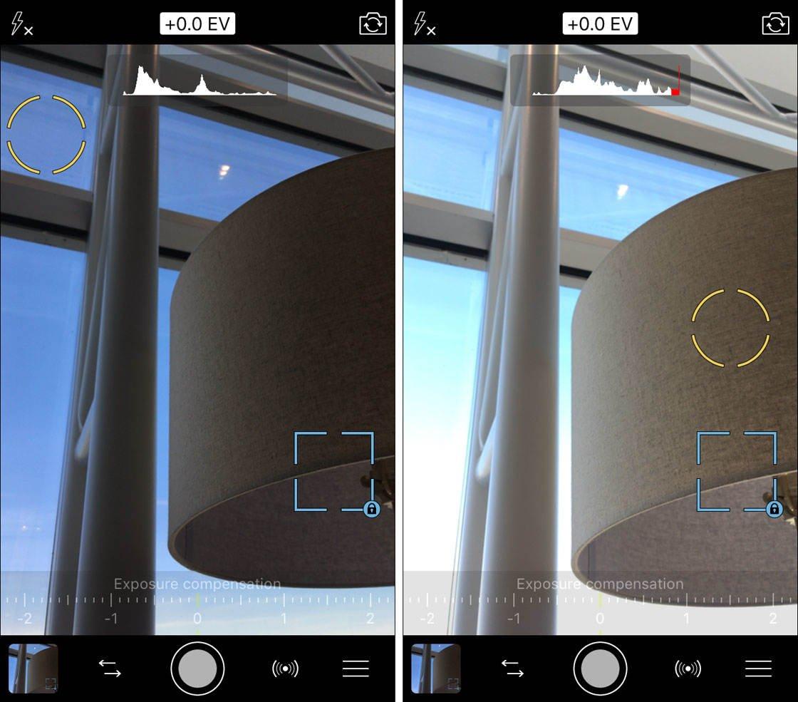 ProCamera App FE Lock no script