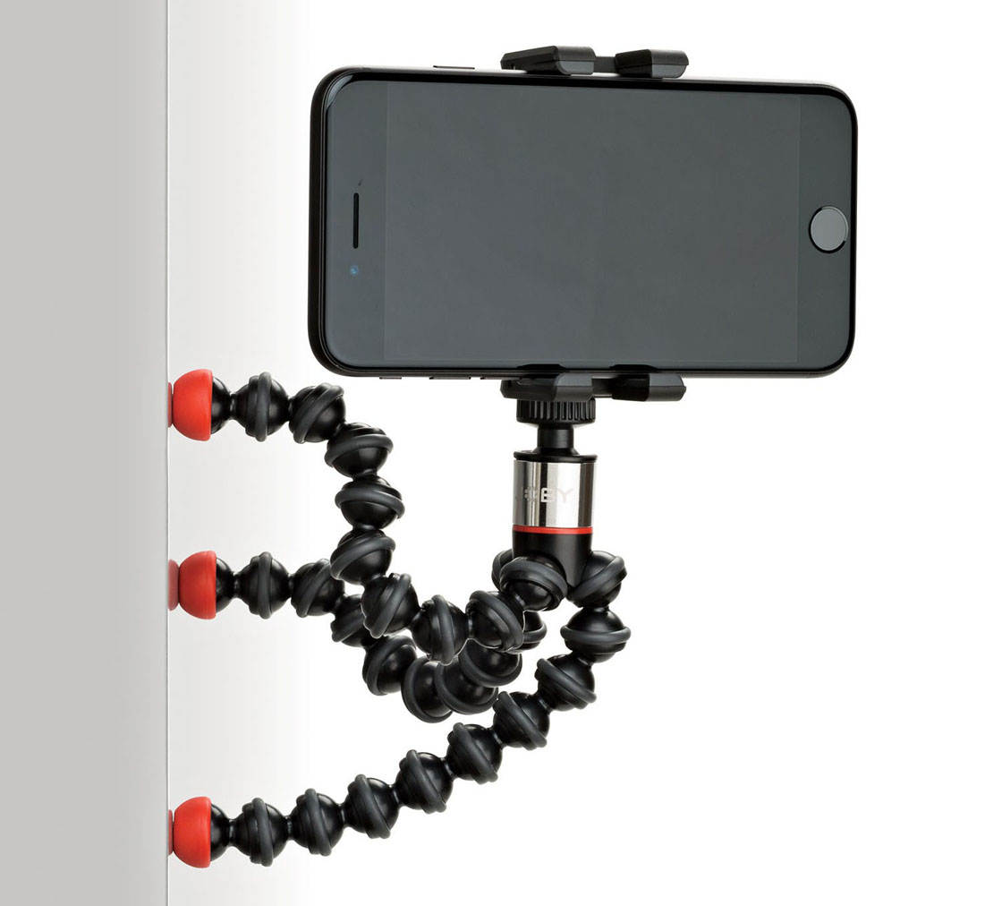 Best iphone tripod mount joby griptight one 9 no script