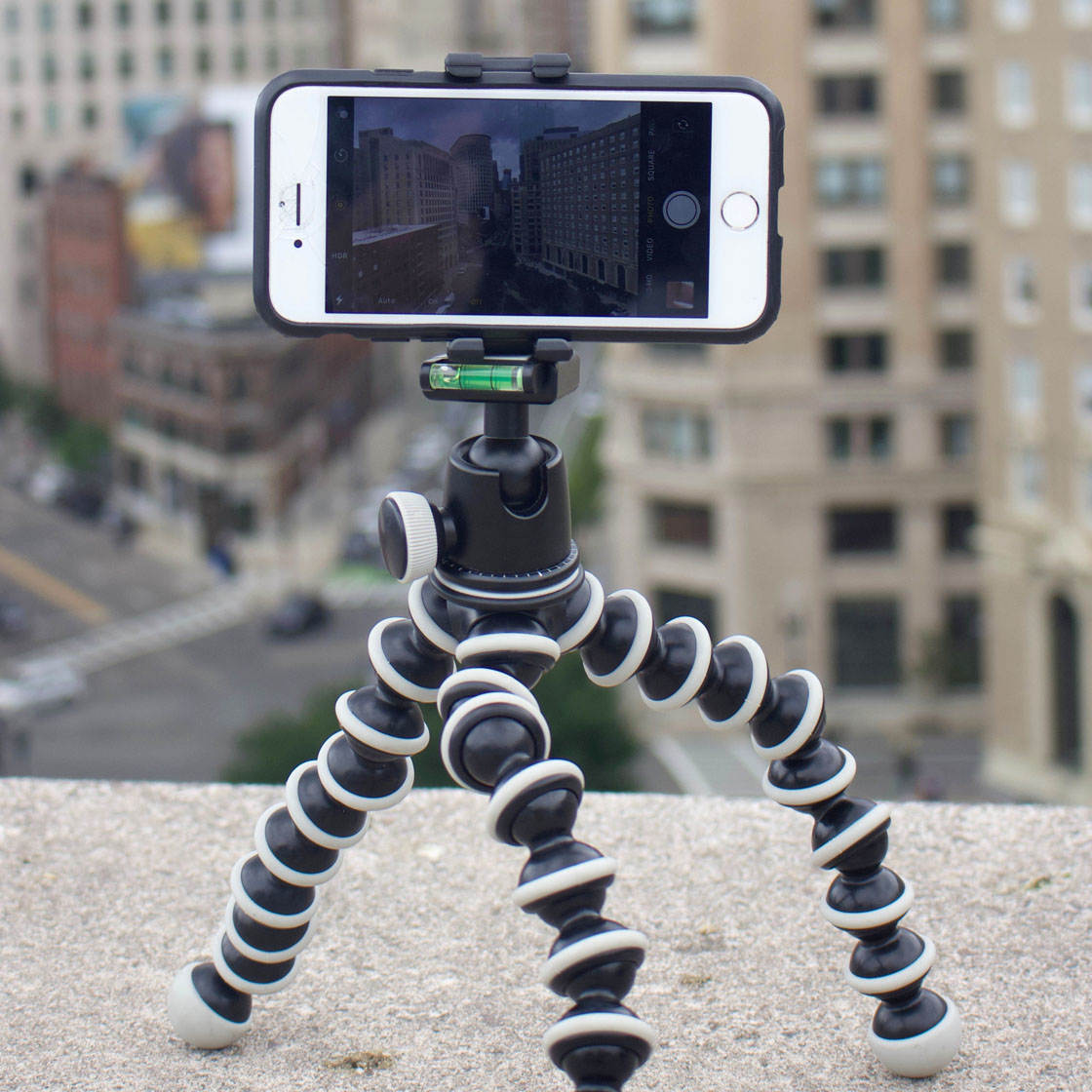 Best iphone tripod mount 1 no script