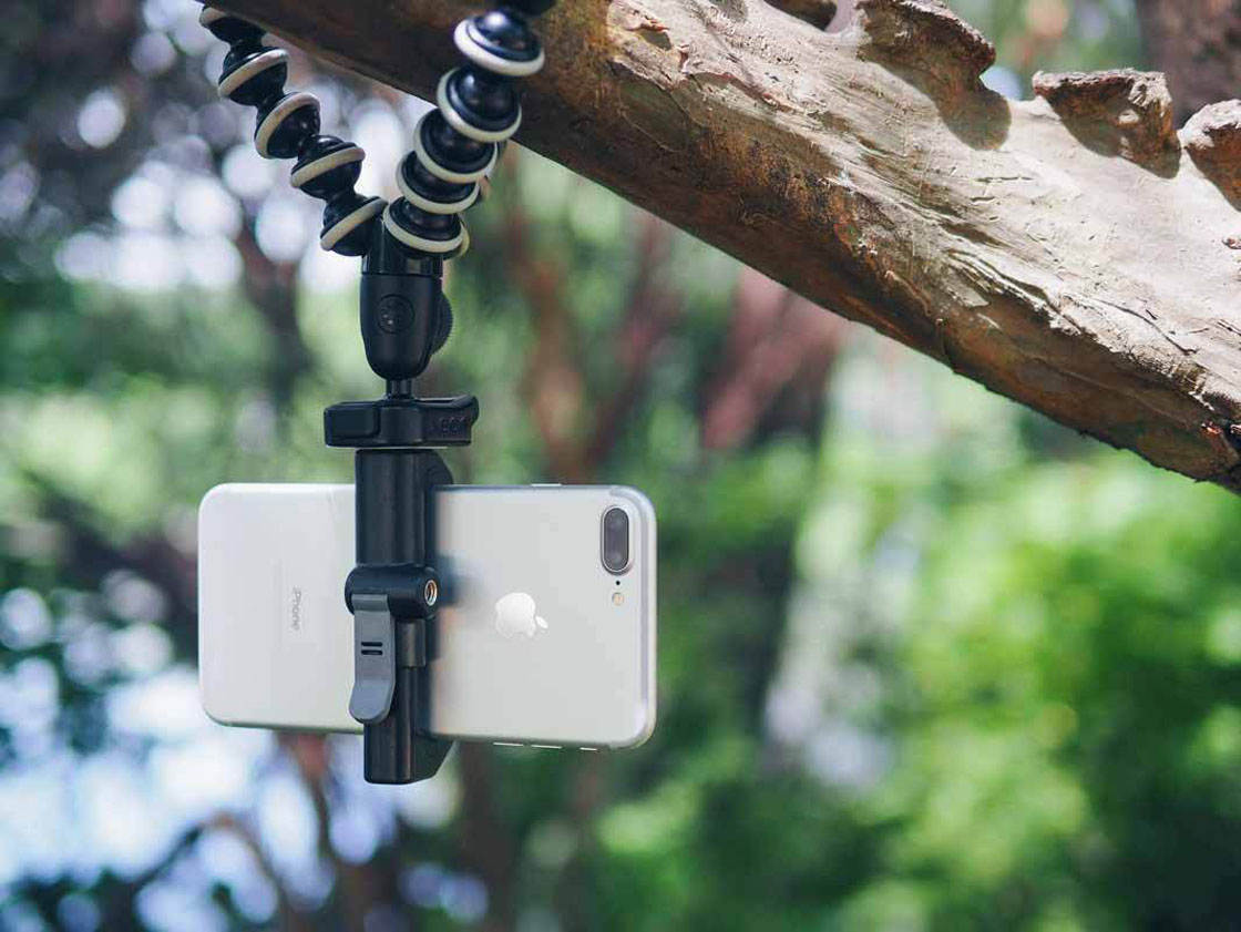 Best iphone tripod mount glif 1 no script
