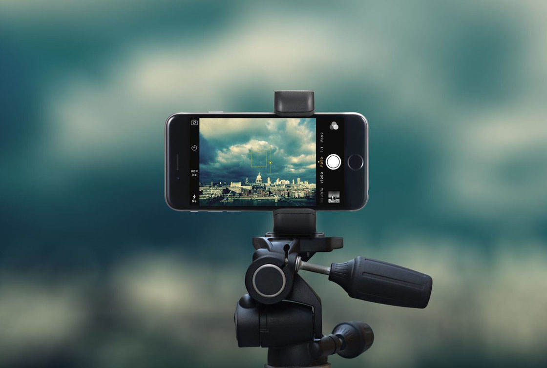 Best iphone tripod mount shoulderpod 4 no script