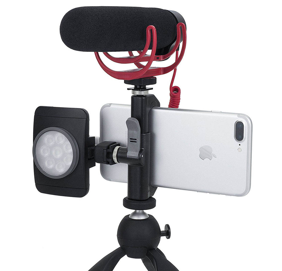 Best iphone tripod mount glif 6 no script