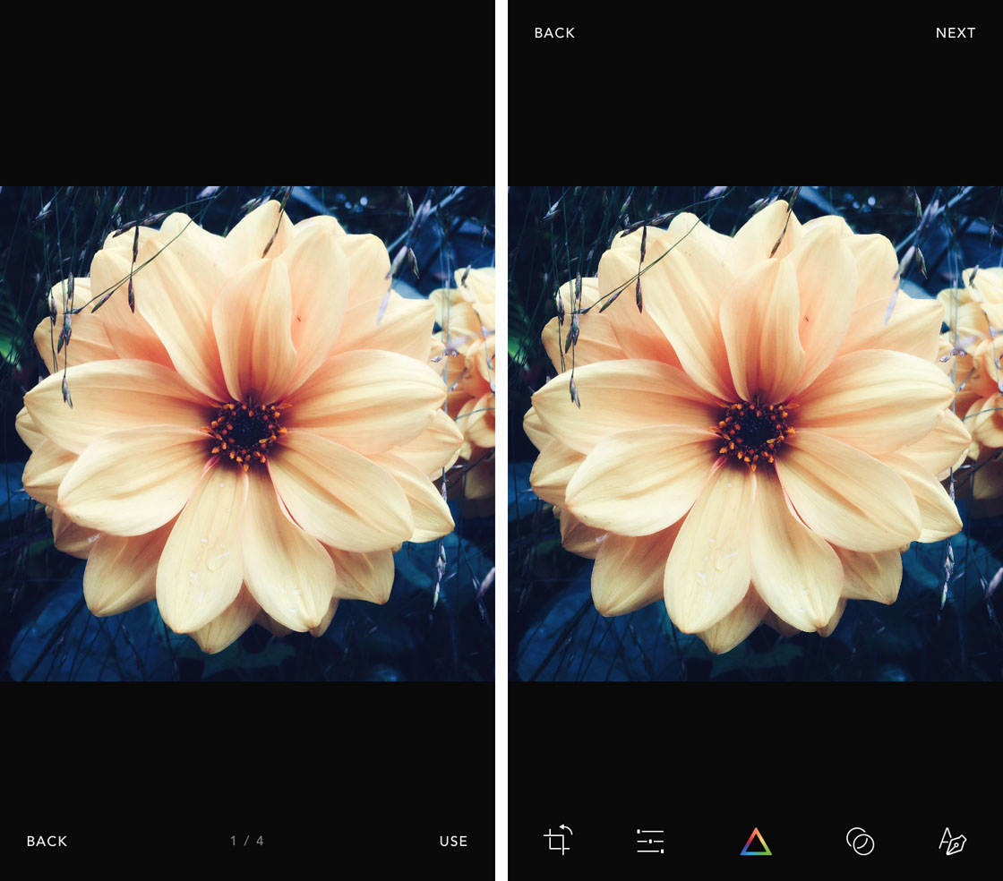 Afterlight app for iphone 13 no script
