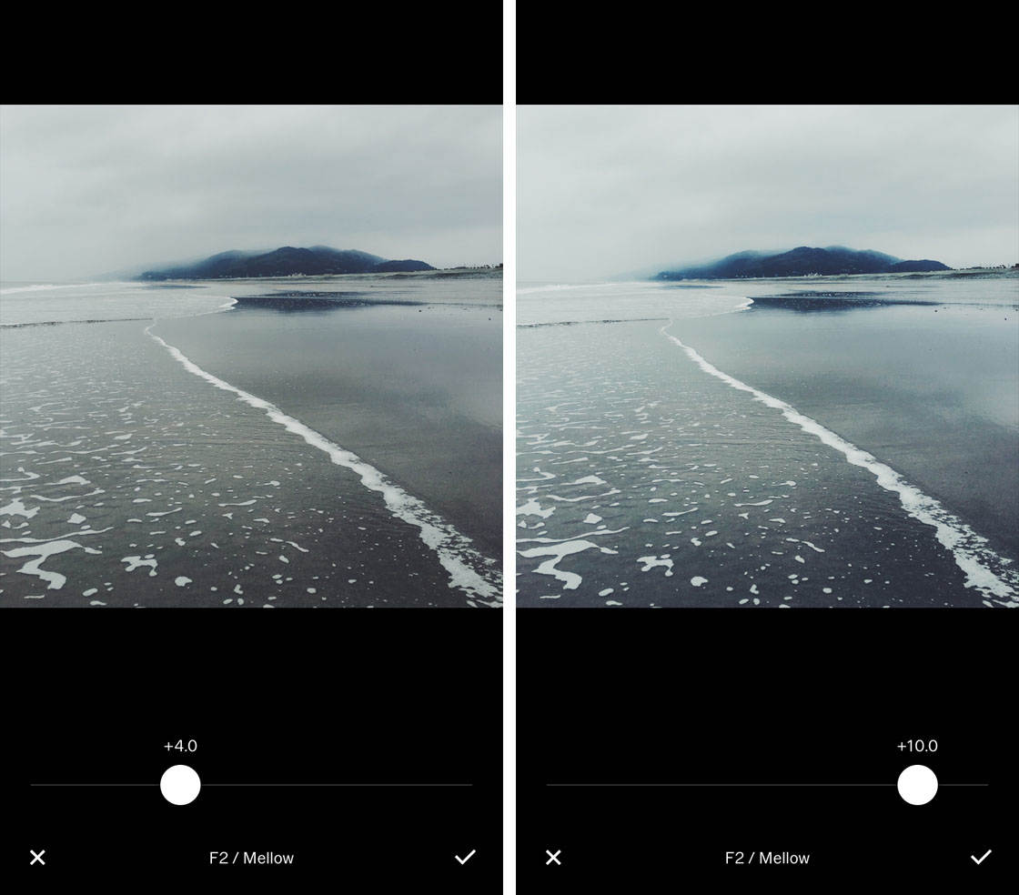 iPhone Photography Tips VSCO Filters no script