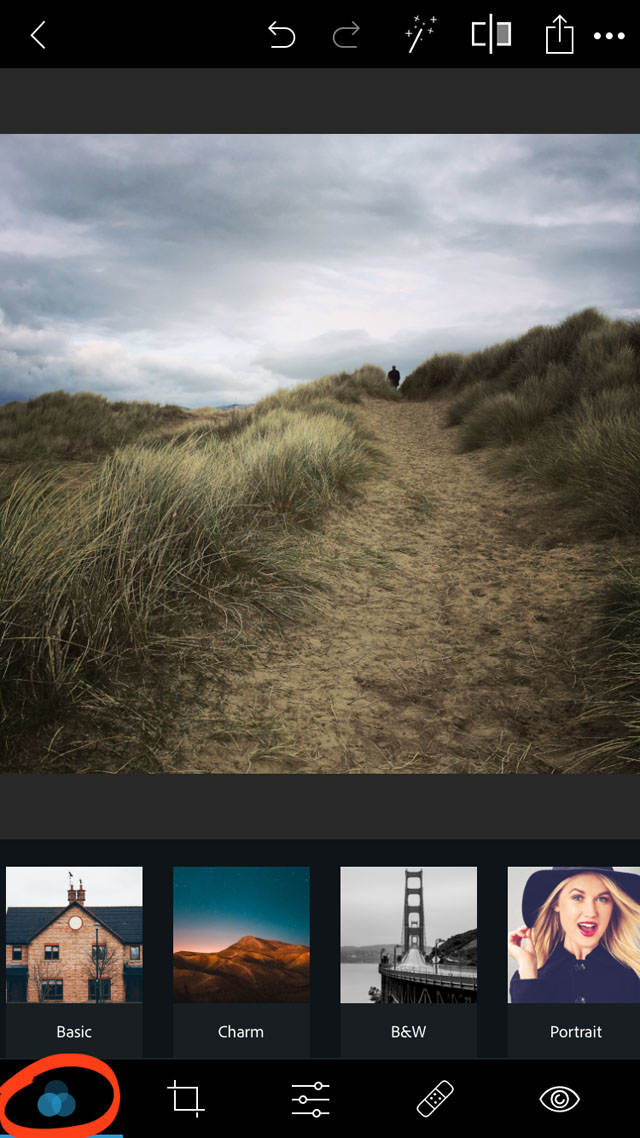 Photoshop express app for iphone 16 no script