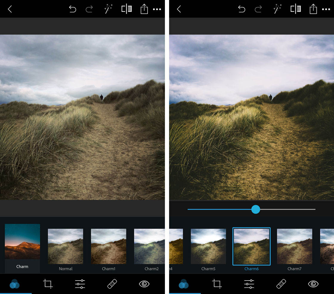 Photoshop express app for iphone 14 no script