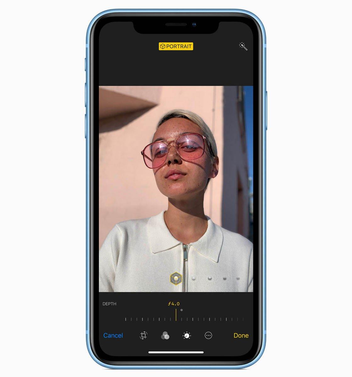 Iphone xr camera 3 no script