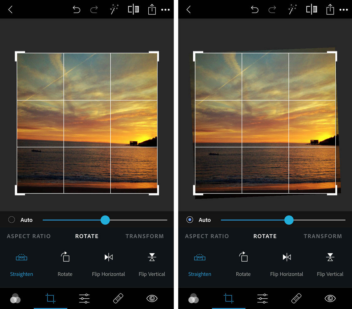 Photoshop express app for iphone 22 no script