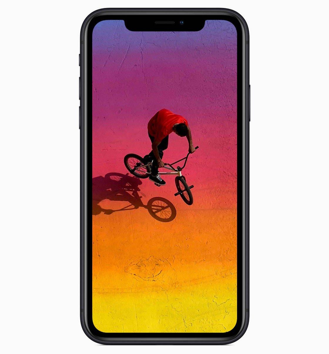Iphone xr camera 6 no script