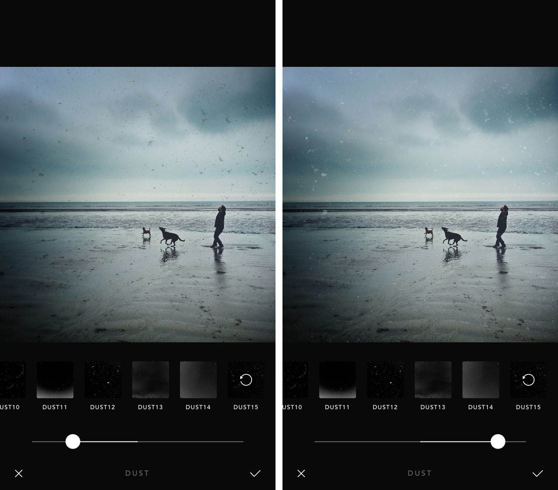 Afterlight app for iphone 72 no script