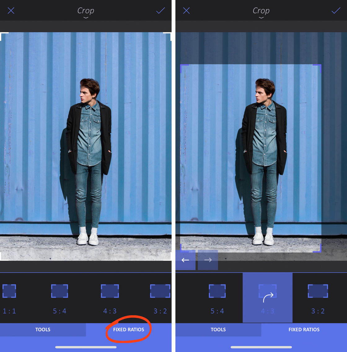 How to use enlight app on iphone 10 no script