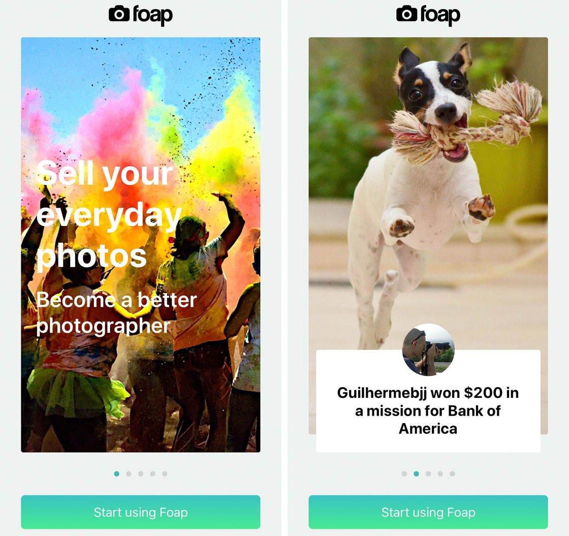 Foap app 32