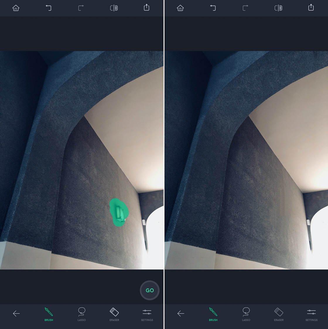 Photo retouch app 55 no script