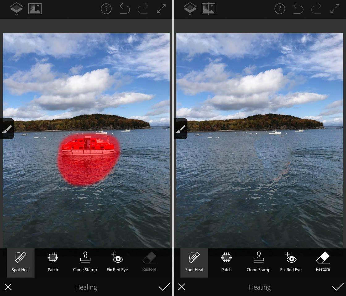 Photo retouch app 51 no script